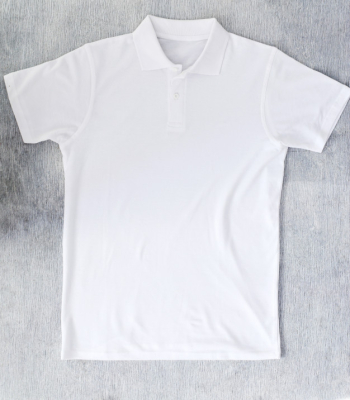 White shirt on the table Free Photo