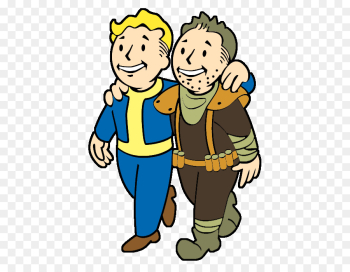 Fallout 4 Nukaworld, Fallout New Vegas, Fallout 3, Cartoon, People PNG png image transparent background