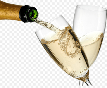 Prosecco Champagne Sparkling wine - champagne glass  png image transparent background