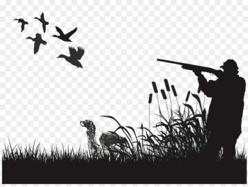 Duck Mural Waterfowl hunting Wall decal - Playing duck hunter image  png image transparent background