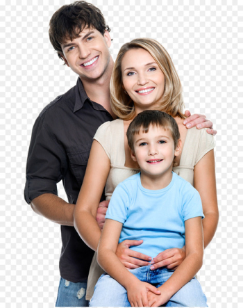 Dentist Stock photography - happy family  png image transparent background