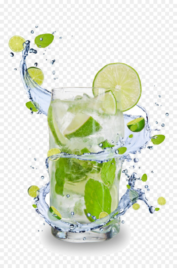 Caipirinha Mojito Cocktail Juice Sour - Fruit juice and beverage cups HD picture material  png image transparent background