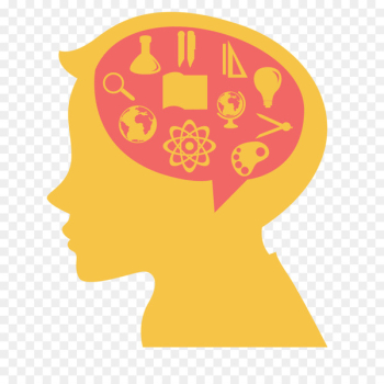 Free education Graphic organizer - Vector brain child  png image transparent background