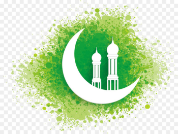 Ramadan Mosque Eid al-Fitr Islam Eid Mubarak - Islamic material  png image transparent background