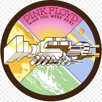 Wish You Were Here Tour Pink Floyd The Dark Side of the Moon Progressive rock - vector dividing  png image transparent background