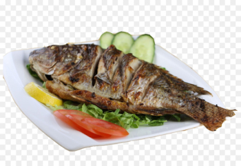 Grilling Fish as food Computer file - A whole grilled fish  png image transparent background