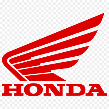 Honda Car Scooter Motorcycle Yamaha Motor Company - Honda Logo Red PNG  png image transparent background