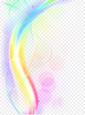 Light Euclidean vector Computer file - Cool light effects  png image transparent background