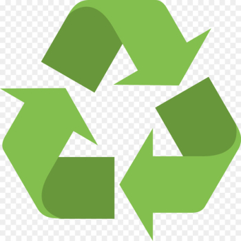 Recycling symbol Waste - recycle bin  png image transparent background
