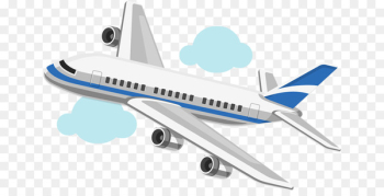 Airplane Aircraft Cartoon Drawing Clip art - airplane  png image transparent background