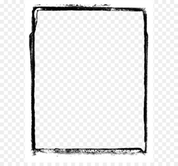 Hand-painted frame cartoon picture frame,Cartoon painted border  png image transparent background