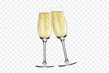 Champagne glass New Year - champagne  png image transparent background