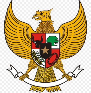 National emblem of Indonesia Garuda Indonesia Logo - bali  png image transparent background