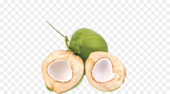 Coconut water Es kelapa muda Coconut milk Thai cuisine - coconut  png image transparent background