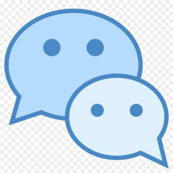 WeChat Computer Icons Online chat Logo Clip art - kueh  png image transparent background