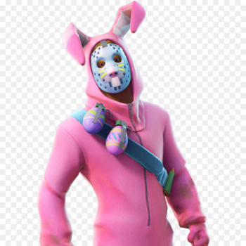 Fortnite Battle Royale Rabbit Easter Bunny Xbox One - rabbit  png image transparent background