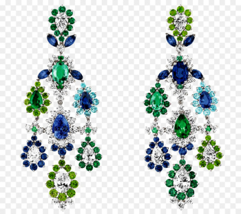 Earring Christian Dior SE Jewellery Diamond - dior fine jewelry earrings  png image transparent background