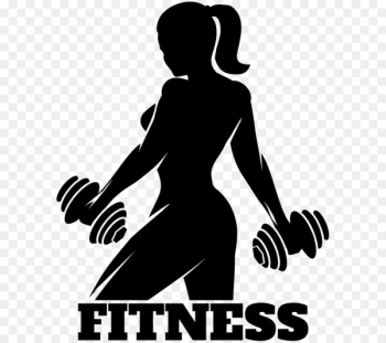 Fitness centre Silhouette Physical fitness - Fitness pattern,Fitness  png image transparent background