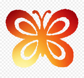 Butterfly Hug Friendship Greeting Love -   png image transparent background
