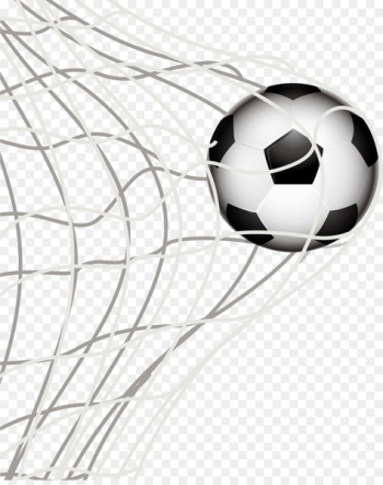 2014 FIFA World Cup Brazil Football Sport - Cartoon black and white football  png image transparent background