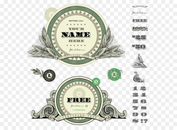 Money Stock photography Finance Clip art - Banknotes decorative elements  png image transparent background