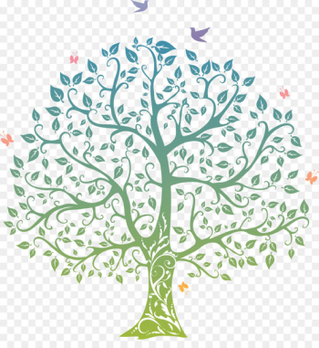 Tree of life Drawing Clip art - love wood  png image transparent background