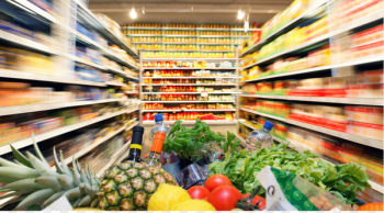 Organic food Shopping Grocery store Healthy diet - Store Shelf  png image transparent background