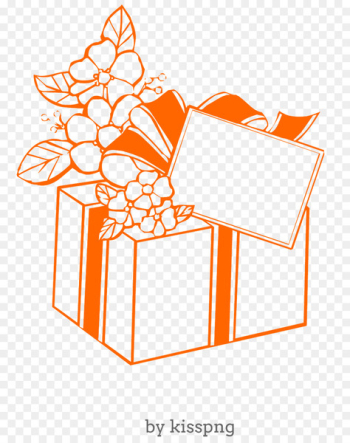 Happy Birthday Present - Gift Box.png - gift  png image transparent background