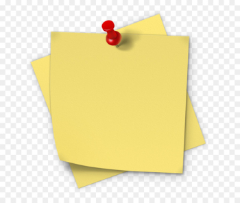 Post-it note Paper Sticker Sticky Notes - Post-it note  png image transparent background