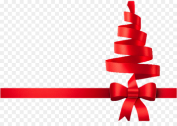 Public holiday Clip Art Christmas Christmas Day Christmas decoration - gift ribbon  png image transparent background