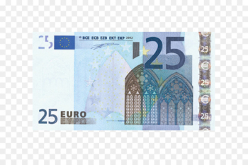 Euro, 20 Euro Note, Euro Banknotes, Banknote, Money PNG png image transparent background