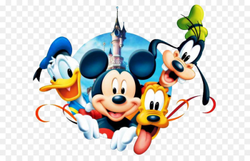 Mickey Mouse Pluto Minnie Mouse Goofy Donald Duck - mickey mouse  png image transparent background