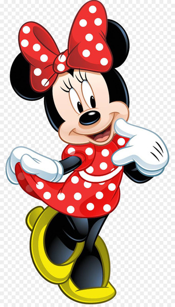 Minnie Mouse Mickey Mouse Donald Duck Goofy Daisy Duck - Minnie Mouse PNG Picture  png image transparent background