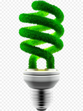 Energy conservation Renewable energy Environmentally friendly Incandescent light bulb Stock photography - Energy saving and environmental protection  png image transparent background