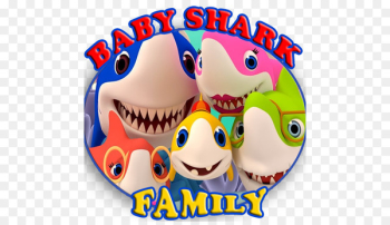 Baby Shark Child Pinkfong Family Infant - shark cartoon  png image transparent background