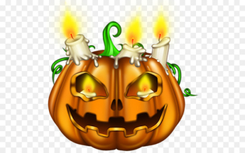 Jack-o'-lantern Candy pumpkin Halloween Stingy Jack - pumpkin  png image transparent background