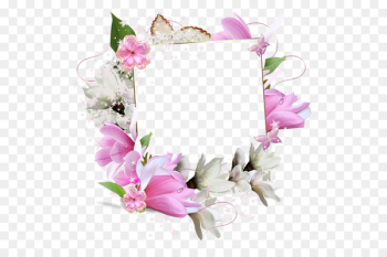 Stock photography Borders and Frames Picture Frames Flower Photo Frame - bahia background  png image transparent background