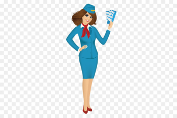 Airplane Flight attendant Clip art Vector graphics Portable Network Graphics - airplane  png image transparent background