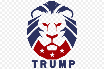 United States Make America Great Again Republican Party Lion Guard - badge banner  png image transparent background