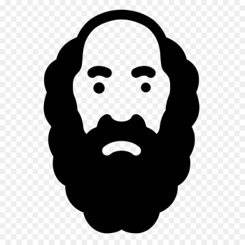 Computer Icons, Drawing, Philosopher, Face, Hair PNG png image transparent background