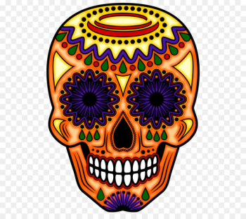 Clip art Rise Up Ft. KG Man Day of the Dead Money Grabber Portable Network Graphics - skull  png image transparent background