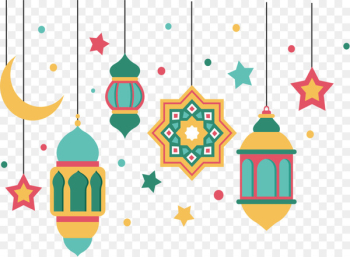Euclidean vector Web banner Islamic New Year Muharram - The color of Islamic New Year's ornaments  png image transparent background