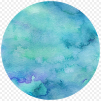 PicsArt Photo Studio Blue Instagram Sticker - blue watercolor  png image transparent background