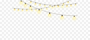 Lighting Star - Free creative pull string lights lighting  png image transparent background