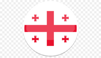 area symbol american red cross line - Georgia  png image transparent background