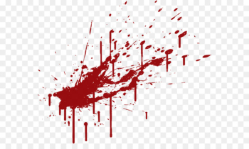 Bloodstain pattern analysis Clip art - Blood Spatter Png Clipart  png image transparent background