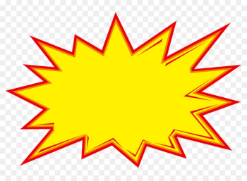 Icon design Explosion Icon - Price tag  png image transparent background