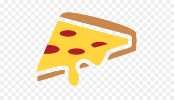 Pizza Emoji Sticker Text messaging Pepperoni - emojis  png image transparent background