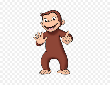 Curious George PBS Kids Portable Network Graphics Image KOCE-TV Foundation - monkey tail  png image transparent background