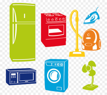 Home appliance Energy conservation Electricity Electrical energy - appliances icon  png image transparent background